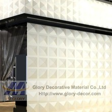 Decorative material background wall 3D panel board