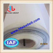 polyester sludge dewatering belt for wastewater treatment