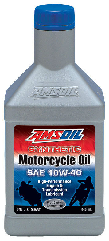Amsoil 10w 40 motorcycle oil buy four stroke motorcycle for Api motor oil guide