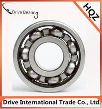Iron cage Deep Groove Ball Bearings 6004-RNR