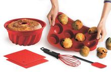 100% Food Grade Home Baking Silicone Baking
