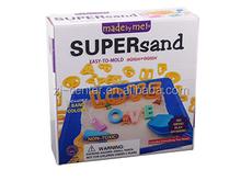 Kenetic sand,DIY soft magic Color sand,Play soft sand/super sand