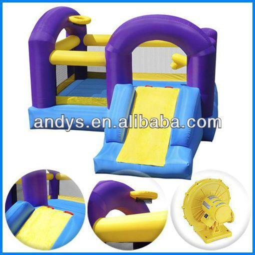Comercial de camas elásticas/puente