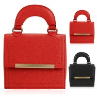 Ladies Women Cheap Cool Casual One Shoulder Fashion Wholesale Handbags SV023381