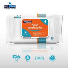 OEM FDA CE ladies wet tissue
