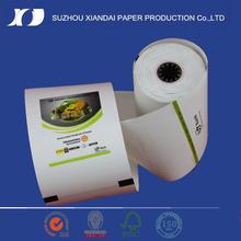 2015 mais Popular , 80 mm x 80 mm rolo de papel térmico recibos térmica rolo de papel azul de papel de impressão térmica