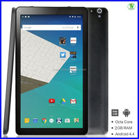 Big Screen MID With Android 5.1 os 2GHZ Fast Speed Bluetooth V4.0 OTG 1024*600 Resolution 10 inch Octa Core Tablet PC 2GB RAM