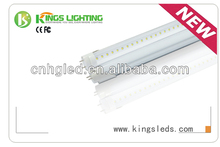 2012 patent design 0.6m led tube dirctly replace traditional tube with electronic ballast