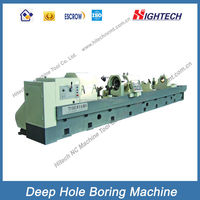T2150x4000 deep hole boring machine manufacturer with drilling function SIEMENS CNC system