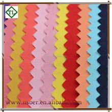 3/1 Twill Dyed 100% Cotton twill Fabric/100% cotton twill fabric