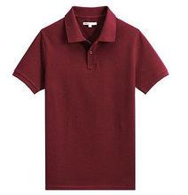China Algodón de las camisas de polo 2013 de los hombres de encargo