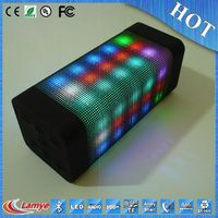 usb portable ultra thin mini speaker with usb charger