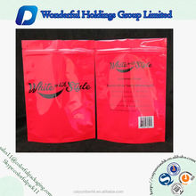 2015 maylar bags stand up pouch recycle zip lock plastic bag foil bag with zipper