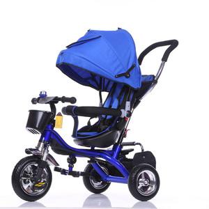 Ce شهادة ثلاثة عجلة دراجة للأطفال/2017 طفل الثلاثيه نماذج جديدة/الثلاثيه للأطفال من 1-6 سنوات قديم