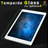 Hot selling 0.3MM 2.5D round edge Explosion-proof screen protector for iPadmini