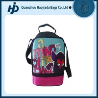 Furby cooler bag with microfiber