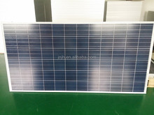 Photovoltaic solar panel 300w also called polycrystalline solar panel
