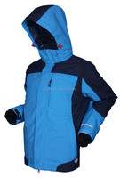 Best selling new style two in one style ski-wear jacket for men
