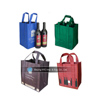 2015 new products leather wine carrier