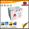 dry cell rechargeable battery 12V38AH for ups