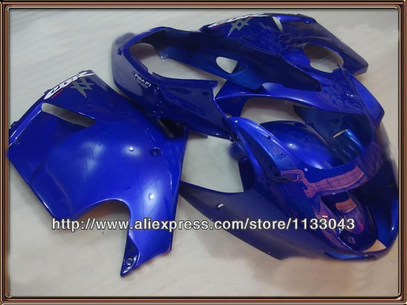 Fairing kit All Blue for Honda CBR1100XX 96-05 CBR1100 XX 96 05 Q2356f 1996 2005 CBR 1100XX 96 05 CBR 1100 XX 96 05 +7 gift