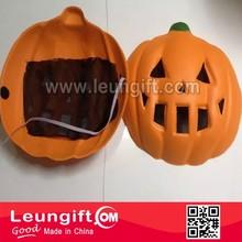 Hot Sale Pumpkin Shaped EVA Foam Halloween Mask For Party Decoration