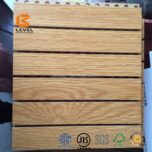 Printing MDF Wooden Timber Acoustic Insulation Home Depot Soundproofing For Curtain