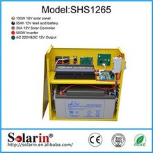 portable small home constant current solar system controller