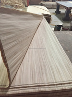 WELLS top quality recon engineered wood veneers with white color