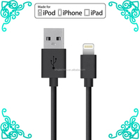 1M Long syncing and charging USB 2.0 cable for iphone 6