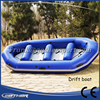 GatherHot Sale Excellent Material drift boats Inflatable Boats Rib Black