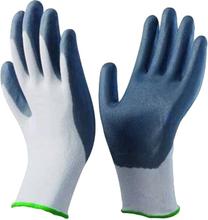 GN007 White nylon inner working gloves