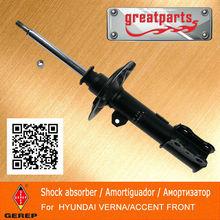 High quality front amortiguador for HYUNDAI VERNA/ACCENT 546601E200 546611E150