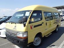 #35220 TOYOTA HIACE COMMUTER - 2002 [VANS- LARGE VANS] Chassis :LH1841009006