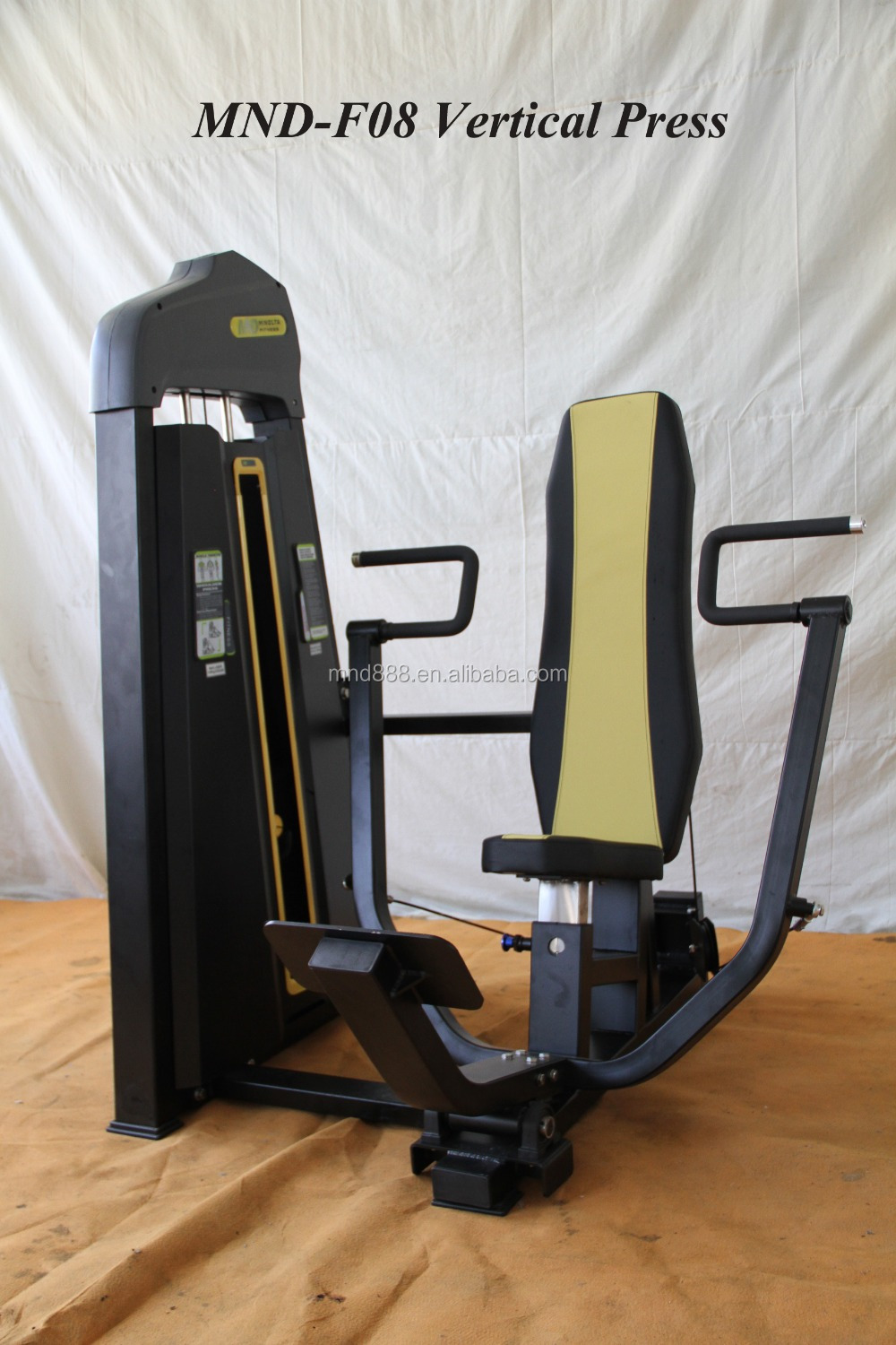 Vertical Press directly sale gym equipment/gym fitness equipment