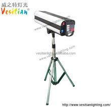wholesale china factory interior spot lighting 4000w strobe rgbwy five colors follow focus a/b 17r follow spot