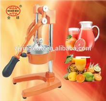 exprimidor de naranja de la máquina