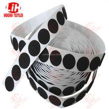 Self-adhesive Velcro dots/Velcro round dots /Adhesive circle Velcro coins