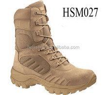 SY,Lightweight combat equipment highly breathable leather military warfare Bates desert tan boots