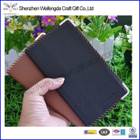 New Arrival Hot Sale Softcover Cheap Office Artificial Leather Diary