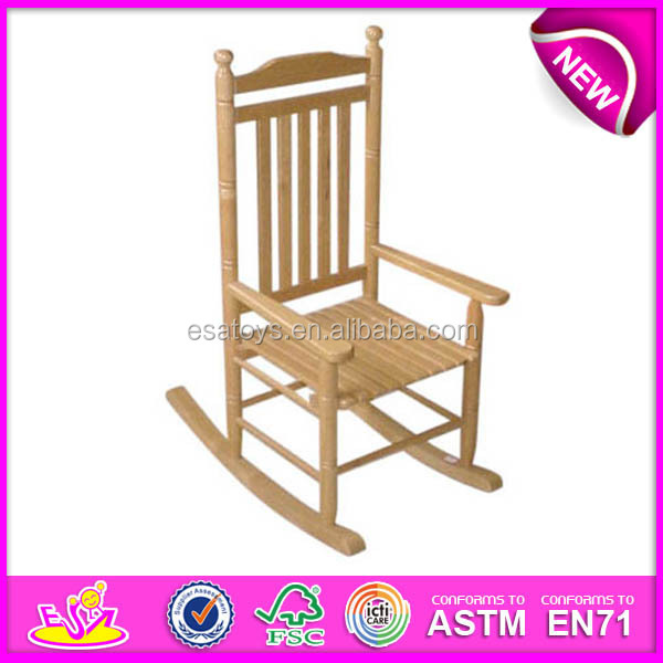 Wooden Rocking Chairs for kids,wooden toy rocking chair for children ...