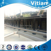 Vitian High Load Functional pedestals for stone floor for Decking