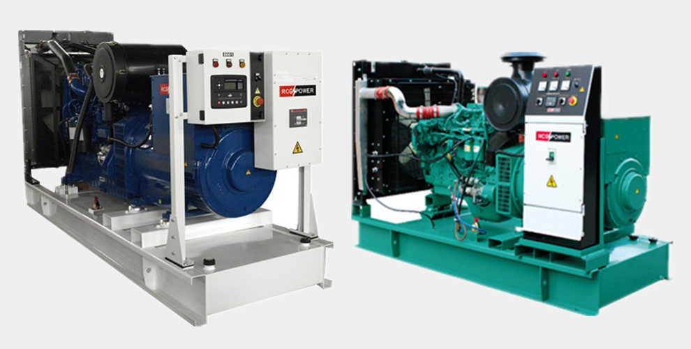 New Product 3 phase open type 100 kva generator