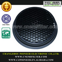 for laser cutting machine,shielding room round aluminum honeycomb core