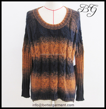 2015 latest fashionable knit sweater for young girls,knit sweater for young girls BG151039