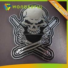 Fashion Car Scratch Cover Sticker Accessories Hard Plastic Injection Mould Custom Durable Self Adhesive Car Body Sticker Design