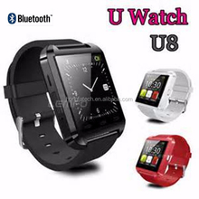 High quality smart bluetooth watch for mobile phone, android watch phones with pedometer