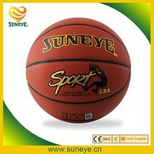 Branded PU Basketball Ball