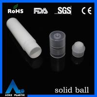 10ml cosmetic packaging pen shape plastic eye cream roll on bottle