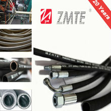 R17 High temperature/pressure black Rubber Hose and Hose Assembly